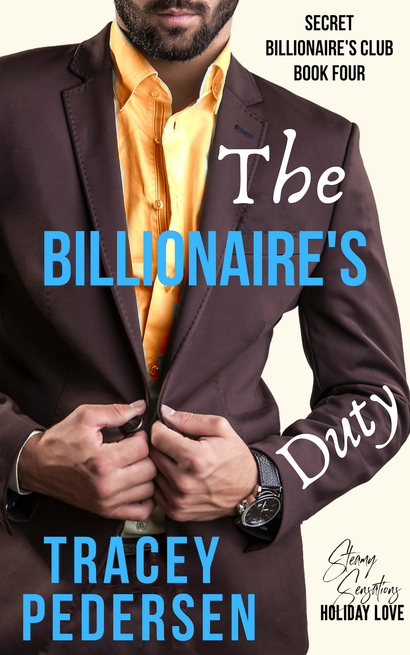 Secret Billionaire's Club Covers